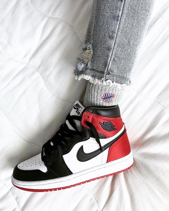chaussure air jordan femme,Chaussure Air Jordan 1 Mid Orange pour ...